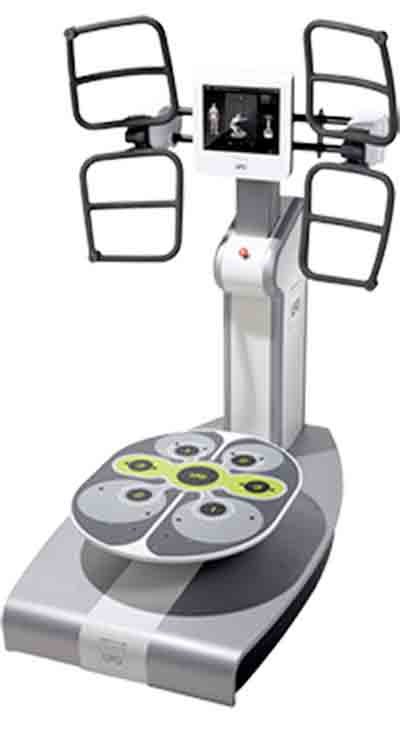 Huber Motion lab - LPG endermologie
